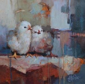 Alex Sporski (ur. 1983), Ptaki, 2021 r.