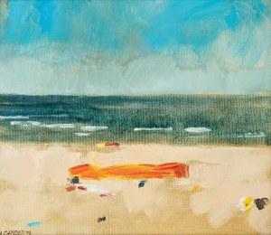 Michał Cander (ur. 1963 Grudziądz), Na plaży XII, 2008 r.