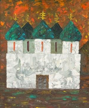 Jerzy Leontiew (1931 -2011), Cerkiew, 1991 r.