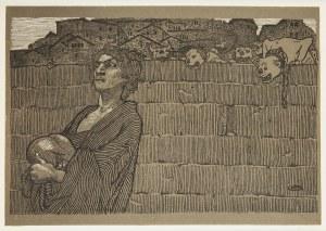 Edward Okuń (1872 Wólka Zerzeńska - 1945 Skierniewice), Śpiew trzeci