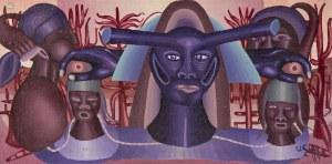Wojciech Giza, Bez tytułu, 1984 r.