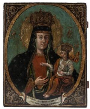 Matka Boska Częstochowska, 2 poł. XIX w.