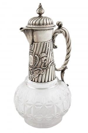 Dzban do wina, Wiedeń, XIX/XX w.