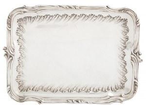 Tacka na wizytówki, Francja, Paryż, Alfred HECTOR, przed 1878 r.