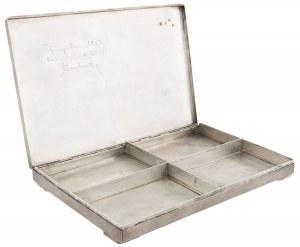 Pudełko do kart, Niemcy, II ćw. XX w.
