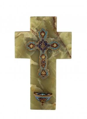 Krzyż - Kropielniczka, XIX w.