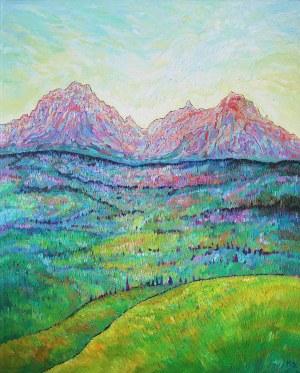 Monika Siwiec, Kojące, górskie powietrze, 2021
