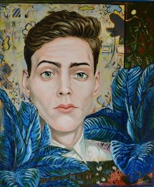 Szymon Kurpiewski, Sebastian. Chłopiec z zielonymi oczami