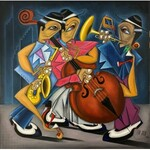 Robert Jadczak, She is crazy about jazz, 2021