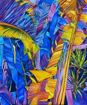 Joanna Szumska, Paraiso Azul, 2021