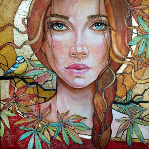 Joanna Misztal, Jesienna melancholia, 2021