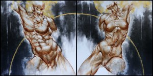 Wojciech Pelc, Zeus i Hera, 2021