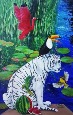 Patrycja Kruszyńska-Mikulska, Tygrys i przyjaciele, 2021