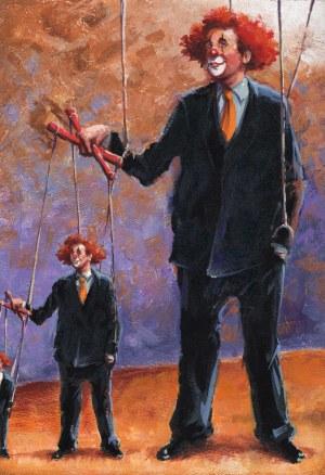 Robert Konrad, Master of Puppets, 2021