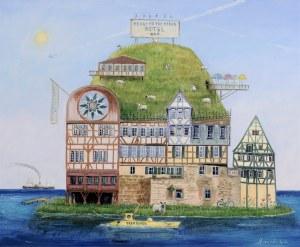 Adam Swoboda, Hotel Serce Oceanu,