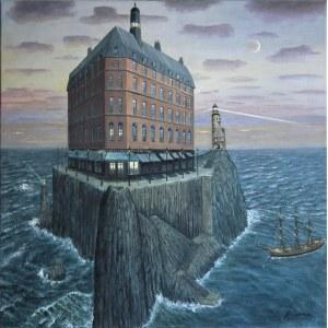 Adam Swoboda,Cafeteria Atlantica,2021