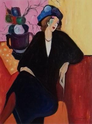 Andrzej Zosiak,Kobieta w berecie