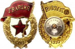 Russia - USSR Badge