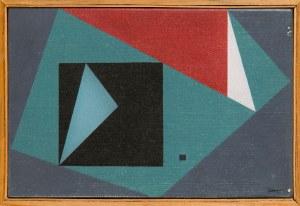 Mieczysław Tadeusz JANIKOWSKI (1912-1968), Kompozycja geometryczna