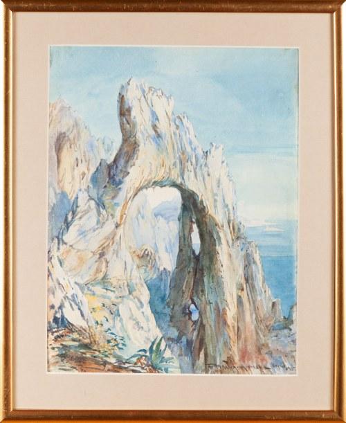 Feliks Michał WYGRZYWALSKI (1875 - 1944), Capri 1925
