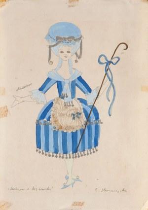 Ewa STAROWIEYSKA (ur. 1930), Ilustracja