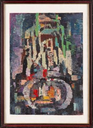 Grzegorz PABEL (ur. 1940), Bez tytułu, 1990