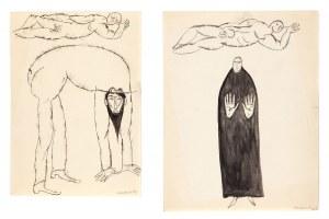 Ryszard HOROWITZ (ur. 1939), Para rysunków
