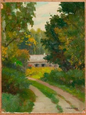 Siergiej NIKIFOROW (1920-2005), Zestaw 5 prac
