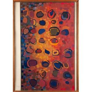 Jadwiga ŻOŁYNIAK (ur. 1949), Kompozycja przestrzenna