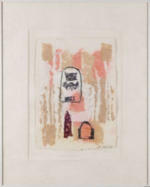Maria DIDUCH (ur. 1947) - ?, Bez tytułu, 1999