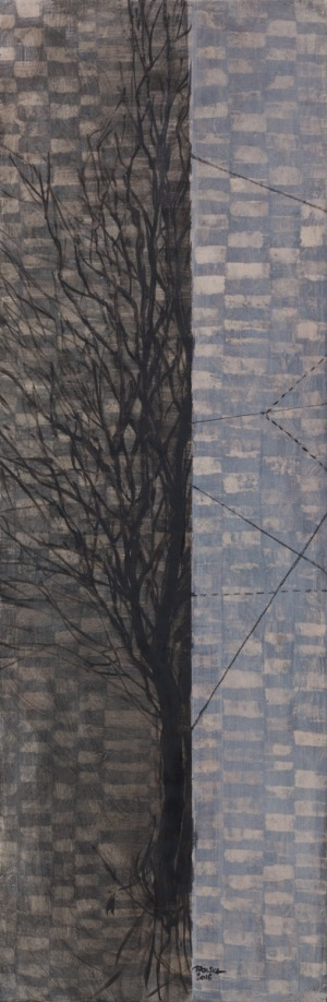 Izabela Wolska, Projekt: drzewo, 2016