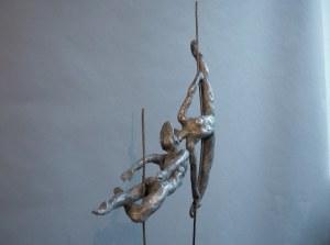 Zofia Kubicka, Pocałunek akrobatów (2016)