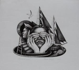 Yaroslava Holysh, Darkened vision, 2020