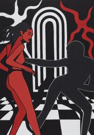 Adrianna Zawadzka, Dance with the devil, 2021