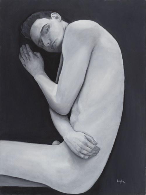 Weronika Lipka, Osamotnienie, 2021