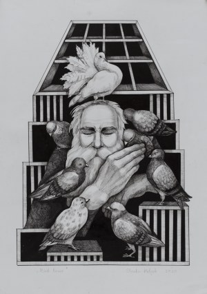 Yaroslava Holysh, Bird lover, 2020
