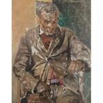 Jacek Malczewski (1854 Radom - 1929 Kraków), Portret mężczyzny, 1896 r.