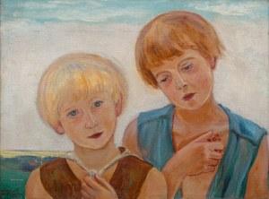 Wlastimil Hofman (1881 Praga - 1970 Szklarska Poręba), Dzieci, lata 30-te XX w.