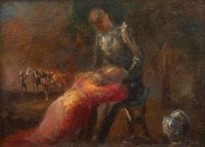 Władysław Jahl (1886 Jarosław – 1953 Paryż), Pożegnanie
