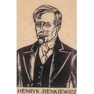 Zofia Stryjeńska (1891 Kraków - 1976 Genewa), Henryk Sienkiewicz