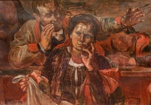 Wincenty Wodzinowski (1866 Igołomnia k. Miechowa - 1940 Kraków), Podszepty