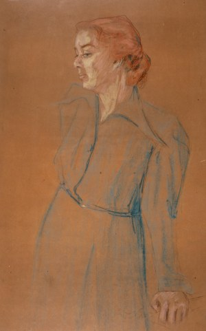 Antoni Waśkowski, Portret kobiety