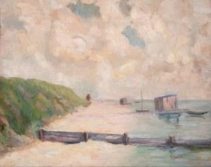 Malarz nieokreślony (XIX w.), Brzeg