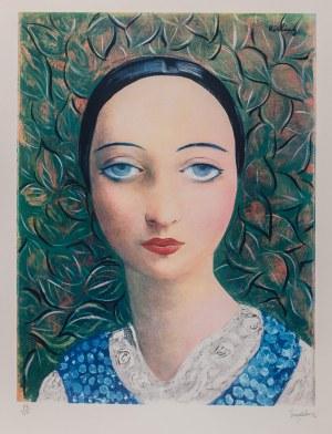 Mojżesz Kisling (1891 Kraków - 1953 Sanary-sur-Mer), Ofelia