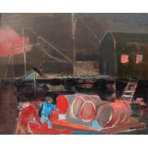 Rajmund Kanelba (1897 Warszawa - 1960 Londyn), Stare nabrzeże