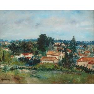 Isaac Antcher (1899 Perececina - 1992 Paryż), Pejzaż