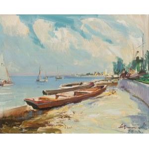 Henryk Baranowski (1932 Starogard Gdański - 2005 Gdynia), Rewa