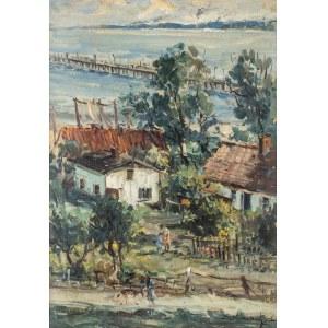 Eugeniusz Dzierzencki (1905 Warszawa - 1990 Sopot), Gdynia - Orłowo