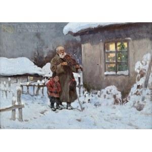 Adam SETKOWICZ (1876-1945), Kolęda (1914)
