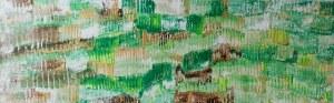 Mariola Świgulska, Wibrująca zieleń